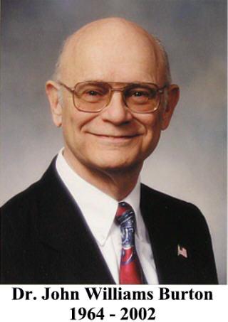 John W. Burton Net Worth