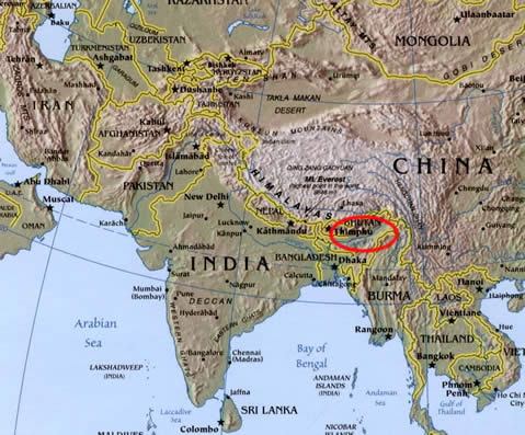 Maps of Indo-European Languages-Assamese
