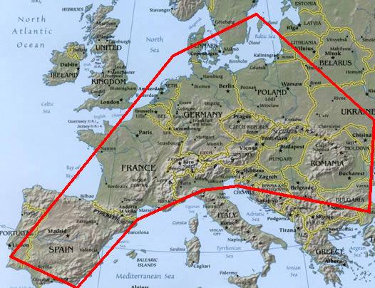Maps Of Indo European Languages Gothic