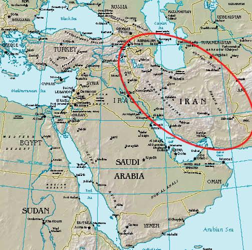 Maps Of IndoEuropean LanguagesPersian - Farsi language map